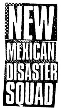 New Mexican Disaster Squad Logo