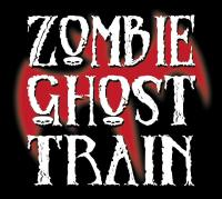 Zombie Ghost Train Logo