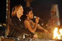David Guetta Feat. Kelly Rowland Logo