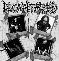 Decapitated Logo