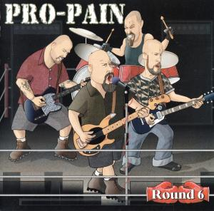 Pro-Pain: Round 6 - Cover