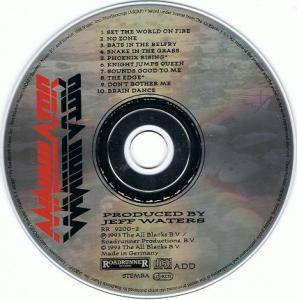 Annihilator: Set The World On Fire (CD) - Bild 3