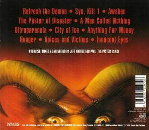 Annihilator: Refresh The Demon (CD) - Bild 2