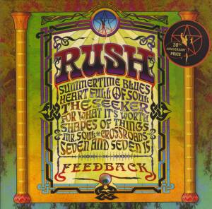 Rush: Feedback (Mini-CD / EP) - Bild 1