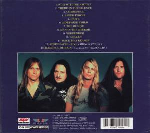 Savatage: Poets And Madmen (CD) - Bild 2