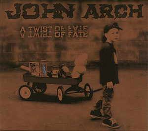 John Arch: Twist Of Fate, A - Cover