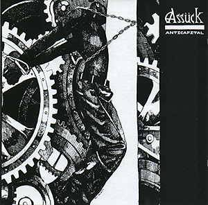 Assück: Anticapital - Cover