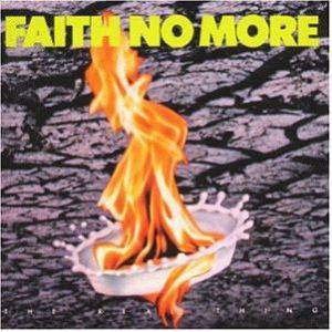 Cover - Faith No More: Real Thing, The