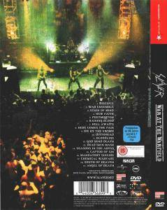 Slayer: War At The Warfield (DVD) - Bild 2