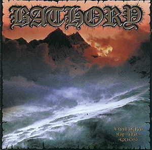 Cover - Bathory: Twilight Of The Gods