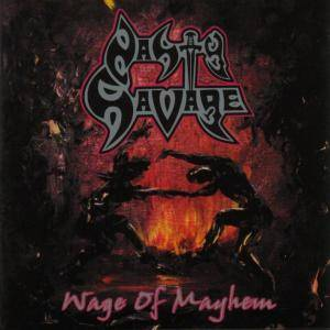 Nasty Savage: Wage Of Mayhem (Mini-CD / EP) - Bild 1