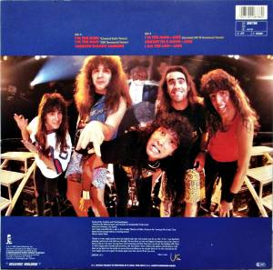 "Anthrax: I'm The Man (12"") - Bild 2"