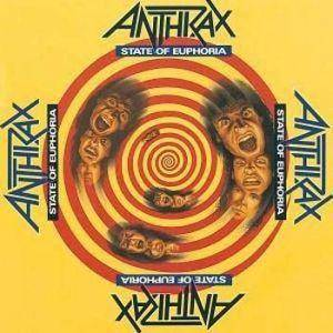 Anthrax: State Of Euphoria (LP) - Bild 1
