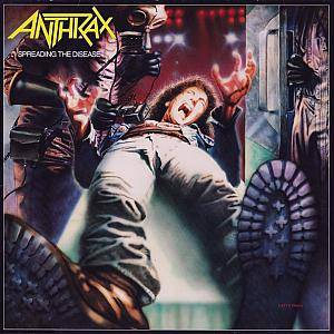 Anthrax: Spreading The Disease (LP) - Bild 1