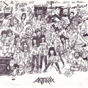 Anthrax: Spreading The Disease (LP) - Bild 6