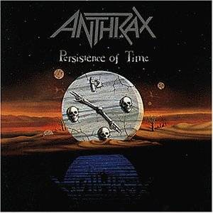 Anthrax: Persistence Of Time (LP) - Bild 1