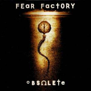 Fear Factory: Obsolete - Cover