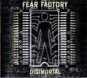 Fear Factory: Digimortal - Cover