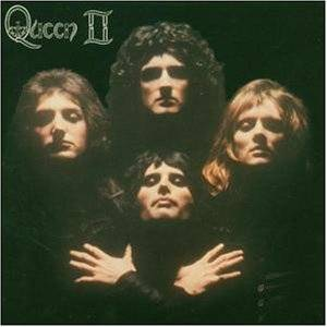 Queen: Queen II - Cover