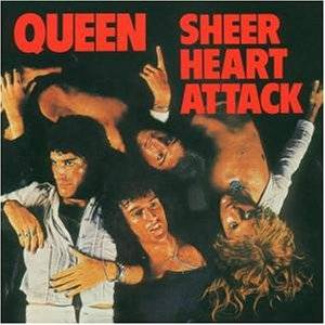 Cover - Queen: Sheer Heart Attack