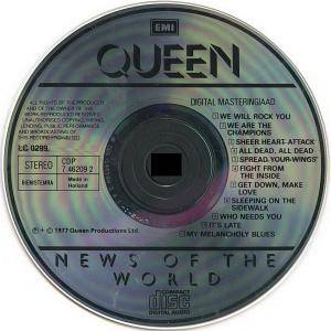 Queen: News Of The World (CD) - Bild 3