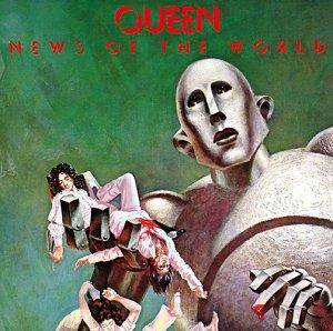 Queen: News Of The World - Cover