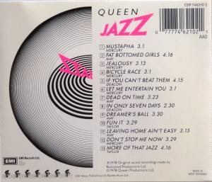 Queen: Jazz (CD) - Bild 2