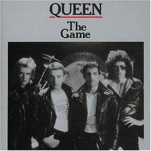 Queen: Game, The - Cover