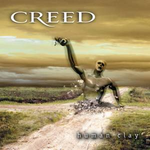 Cover - Creed: Human Clay