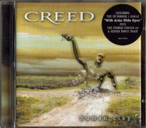 Creed: Human Clay (CD) - Bild 2
