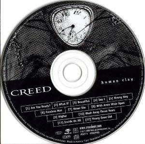 Creed: Human Clay (CD) - Bild 4