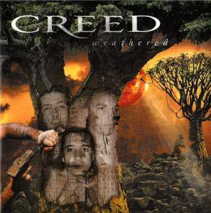 Cover - Creed: Weathered