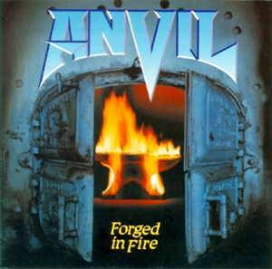 Anvil: Forged In Fire - Cover
