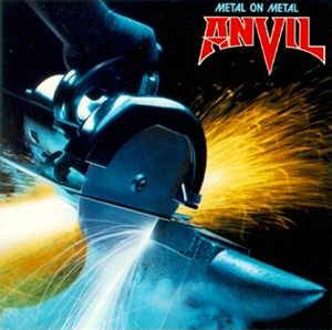 Anvil: Metal On Metal - Cover