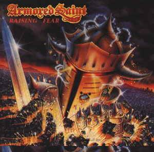 Armored Saint: Raising Fear (LP) - Bild 1