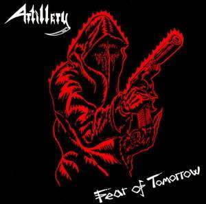 Artillery: Fear Of Tomorrow - Cover