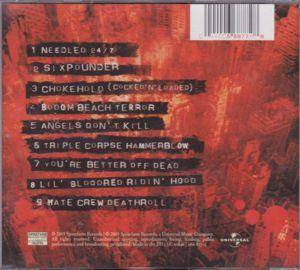 Children Of Bodom: Hate Crew Deathroll (CD) - Bild 2