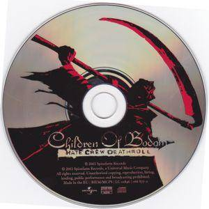 Children Of Bodom: Hate Crew Deathroll (CD) - Bild 3