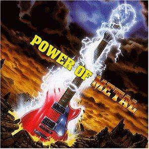 Gamma Ray / Rage / Helicon / Conception: Power Of Metal (Split-2-CD) - Bild 1