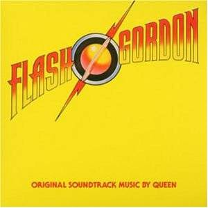 Queen: Flash Gordon - Cover