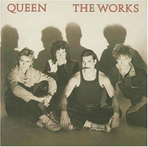 Queen: Works, The - Cover