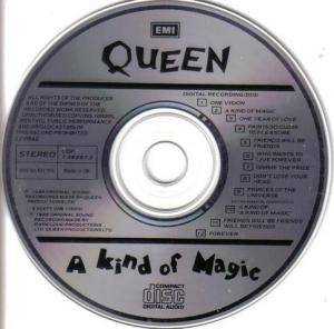 Queen: A Kind Of Magic (CD) - Bild 2