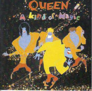 Queen: A Kind Of Magic (CD) - Bild 1