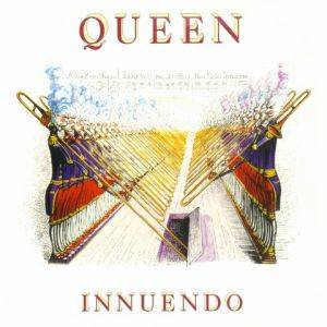 Queen: Innuendo - Cover