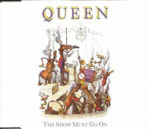 Queen: Show Must Go On, The - Cover