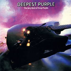 Deep Purple: Deepest Purple - The Very Best Of Deep Purple - Cover