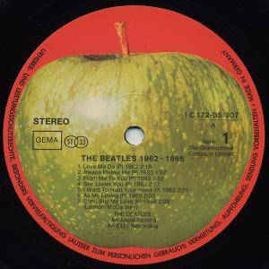 The Beatles: 1962-1966 (2-LP) - Bild 4