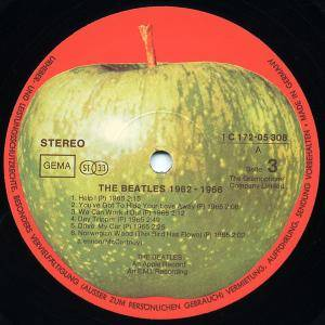 The Beatles: 1962-1966 (2-LP) - Bild 6