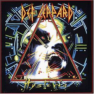 Cover - Def Leppard: Hysteria