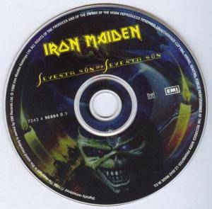 Iron Maiden: Seventh Son Of A Seventh Son (CD) - Bild 3
